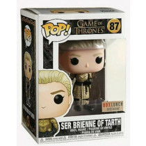 Funko Pop! Game of Thrones: Ser Brienne of Tarth #87 Box Lunch Exclusive