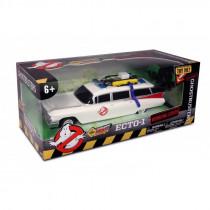 Ecto-1 Classica da Ghostbusters con suoni, luci e telecomando