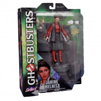 Ghostbusters Select Diamond JANINE MELNITZ 2016 Action Figure