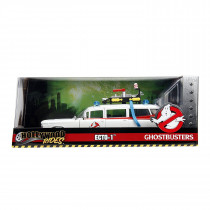 Hollywood Rides: Ghostbusters Ecto-1 Metals Die Cast