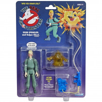 Action Figure Ghost Retro Ghostbusters Kenner Classics Egon Spengler e Gulper - Hasbro