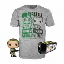 Funko Pop! Ghostbuster +T-Shirt