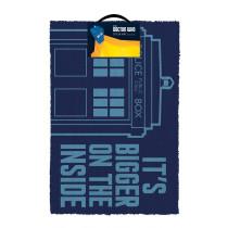 Zerbino Doctor Who (Tardis)
