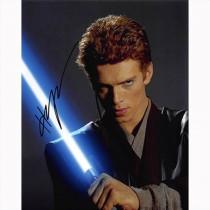 Autografo Hayden Christensen - Star Wars Foto 20x25