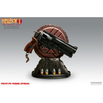 Sideshow Hellboy II 1:1 Scale The Samaritan Prop