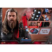 HOT TOYS Avengers: Endgame Movie Masterpiece Action Figure 1/6 Thor 32 cm