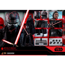 HOT TOYS Star Wars Episode IX Movie Masterpiece Action Figure 1/6 Kylo Ren 33 cm