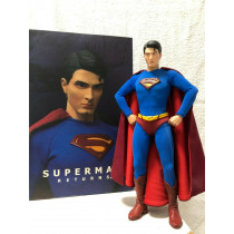 HOTTOYS - 1/6 SUPERMAN RETURNS - BR. ROUTH - MMS14 MOVIE MASTERPIECE - DC COMICS