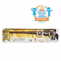 Harry Potter- Harry Potter Wizard Training Wand Toy - 11 Incantesimi!