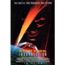 Poster Locandina  Star Trek Insurrection