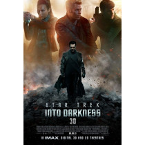 Poster Star Trek into Darkness 70x100