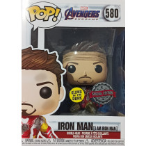 Funko Pop! MARVEL - I AM IRON MAN #580 Glow in the dark Special Edition