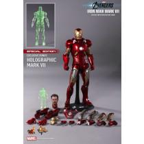 Hot Toys MMS 185 Iron Man 2 Mark VII vii 7 Tony Stark (Special Edition) NEW