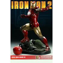 Sideshow Iron Man Mark VI Collector Edition Maquette