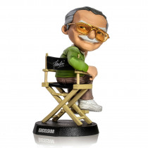 Iron Studios Stan Lee Mini Co. PVC Figure 14 cm