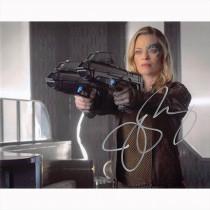 Autografo Jeri Ryan - Star Trek Picard Foto 20x25