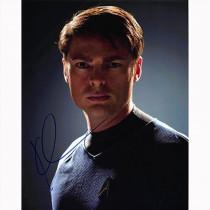 Autografo Karl Urban - Star Trek Beyond foto 20x25