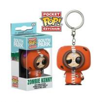 FUNKO POCKET POP! KEYCHAIN PORTACHIAVI SOUTH PARK Zombie Kenny