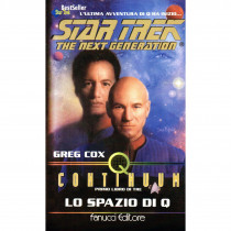 Star Trek Q CONTINUUM – La zona di Q – 109