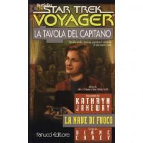 """Star Trek Ciclo """"La tavola del Capitano"""" – La nave di fuoco"""" – 122"""