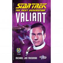 Star Trek The Next Generation N°3 Valiant