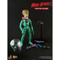 Hot Toys 1/6 Mars Attack Martian Soldier mms107