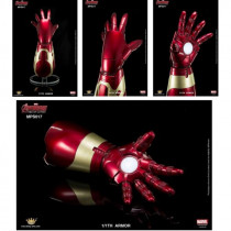 King Arts MPS017 Movie Prop Series IRON MAN MARK 43 Armor 1/1 Scale INSTOCK