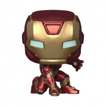MARVEL: AVENGERS GAME - IRON MAN (STARK TECH SUIT) FIGURA FUNKO POP! VINYL