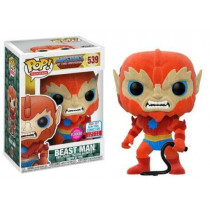 Funko Pop! Masters Of The Universe Beast Man #539 Flocked FFCE 2017