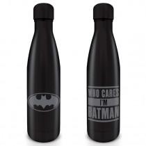 Bottiglia Bataman in metallo