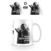 Tazza Star Wars Rogue One (profilo di Darth Vader)