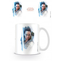 Tazza Star Wars The Last Jedi (Rey Brushstroke)