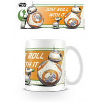 Tazza Star Wars: The Rise of Skywalker BB-8 Just Roll With It