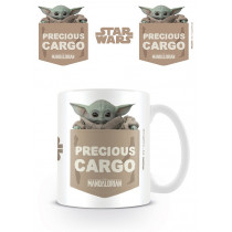 Tazza Star Wars The Mandalorian Baby Yoda (Precious Cargo)