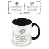 Tazza Game of Thrones (War) Black