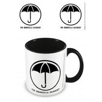 Tazza The Umbrella Academy (Logo) Nero