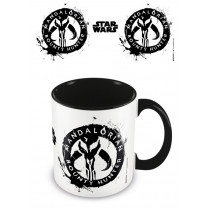 Tazza Star Wars: The Mandalorian (Sigil) Black
