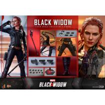 PREORDINE Hot Toys MMS 603 Black Widow