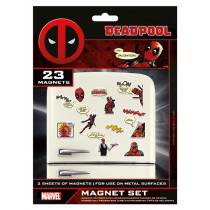 Magneti Set iDeadpool