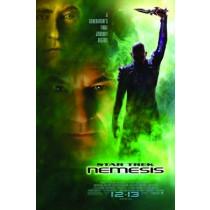 Poster Locandina Star Trek Nemesis