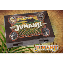 Jumanji Board Game Collector 1/1 Prop Replica 41 cm ( Noble Collection ).