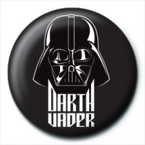 Spilla Star Wars (Darth Vader Black)
