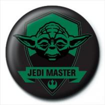 Spilla Star Wars (Jedi Master)