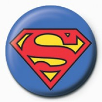 Spilla Superman (Logo)