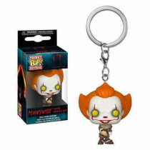 Funko POCKET POP! KEYCHAIN PORTACHIAVI IT 2 Pennywise with Beaver Hat