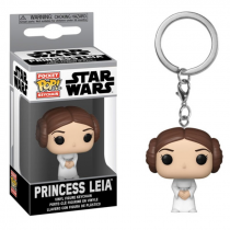 Funko Pocket POP! Keychain Star Wars Princess Leia