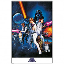Poster Star Wars  (One Sheet)