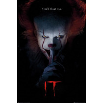 Poster IT (Pennywise Hush)