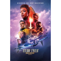 Poster Star Trek Discovery (Next Adventure) 70x100
