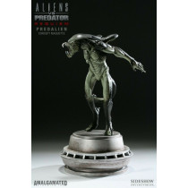 Sideshow AVP Aliens vs Predator Requiem PREDALIEN Concept Maquette Statue